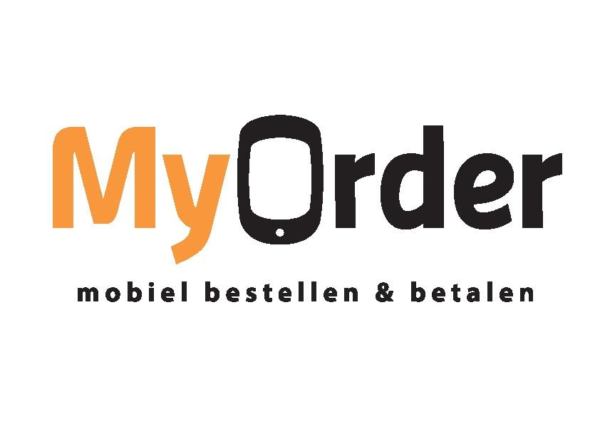 MyOrder mobiel bestellen en betalen