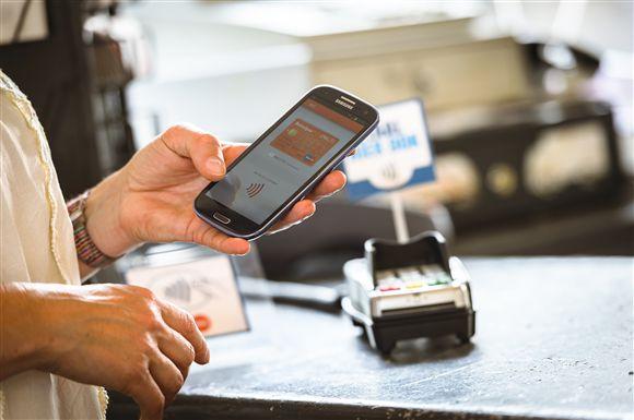 mobiel betalen via de smarpthone (nfc)