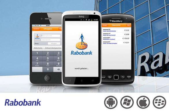 Rabobank mobiel bankieren