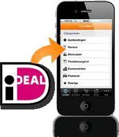 ideal via mobiel apparaat