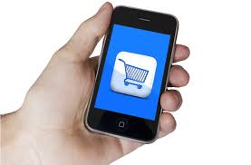 m-commerce online