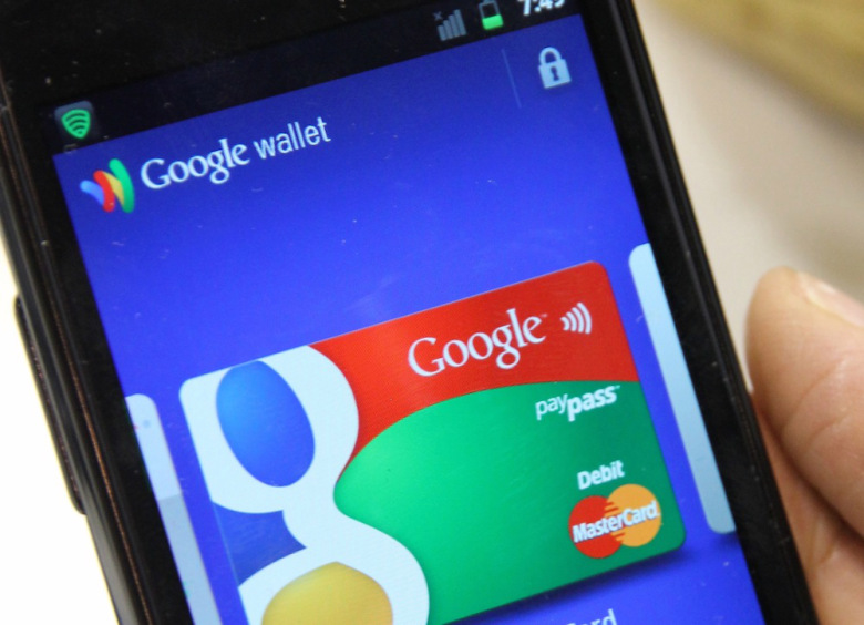 Google Wallet m-commerce