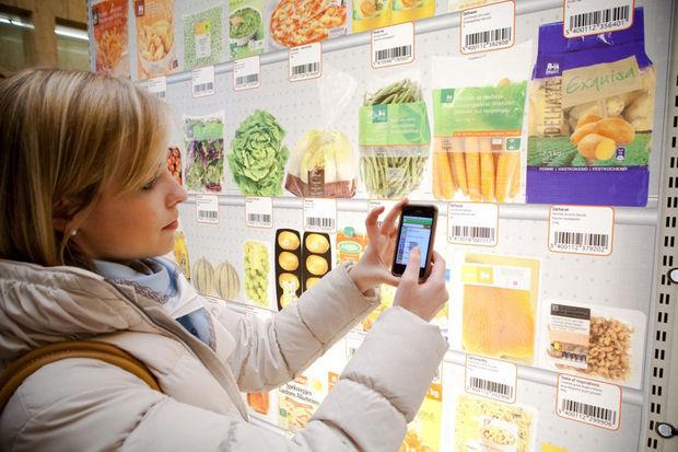 Betalen met de smartphone via Bancontact/ Mister Cash
