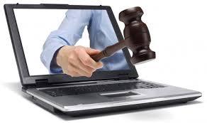 Online juridische dienstverlening