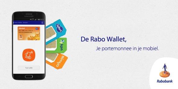 Rabo Wallet KPN