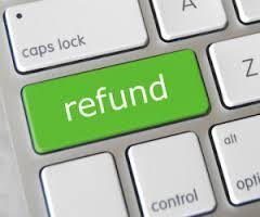 Terugbetalen bij een retour