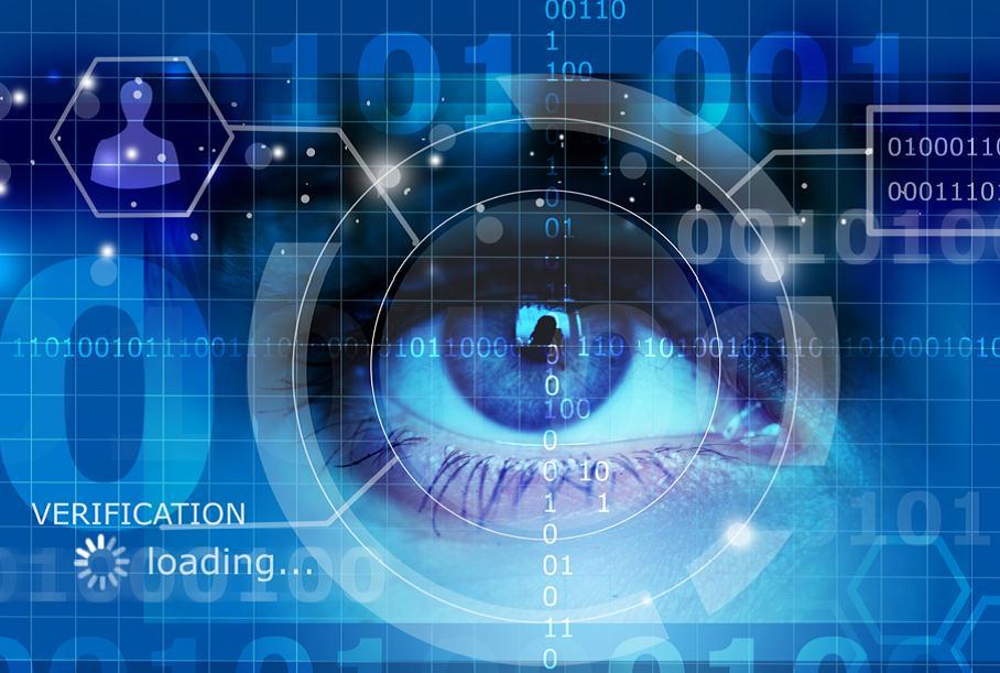 Biometrisch betalen via iris-scan