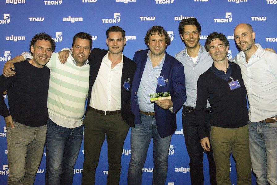 Tech5 - Nederlandse startups