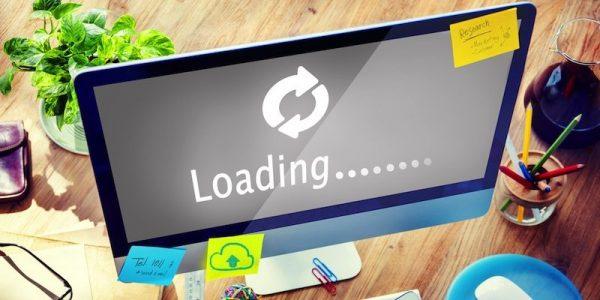 snelheid laden webwinkel