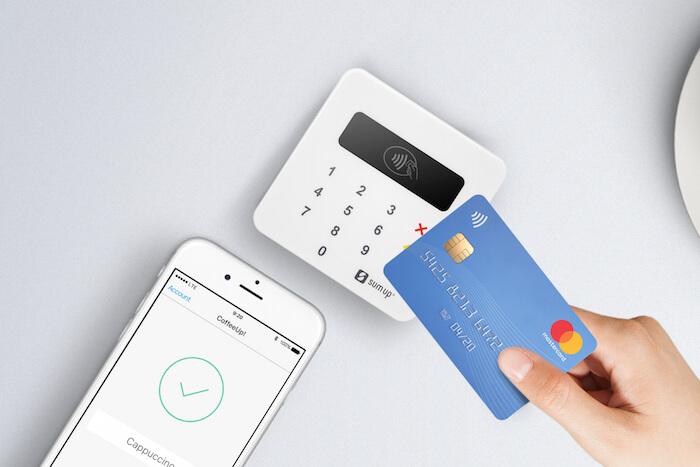 SumUp online betalen