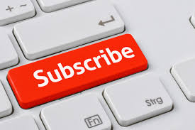 Subscription e-commerce