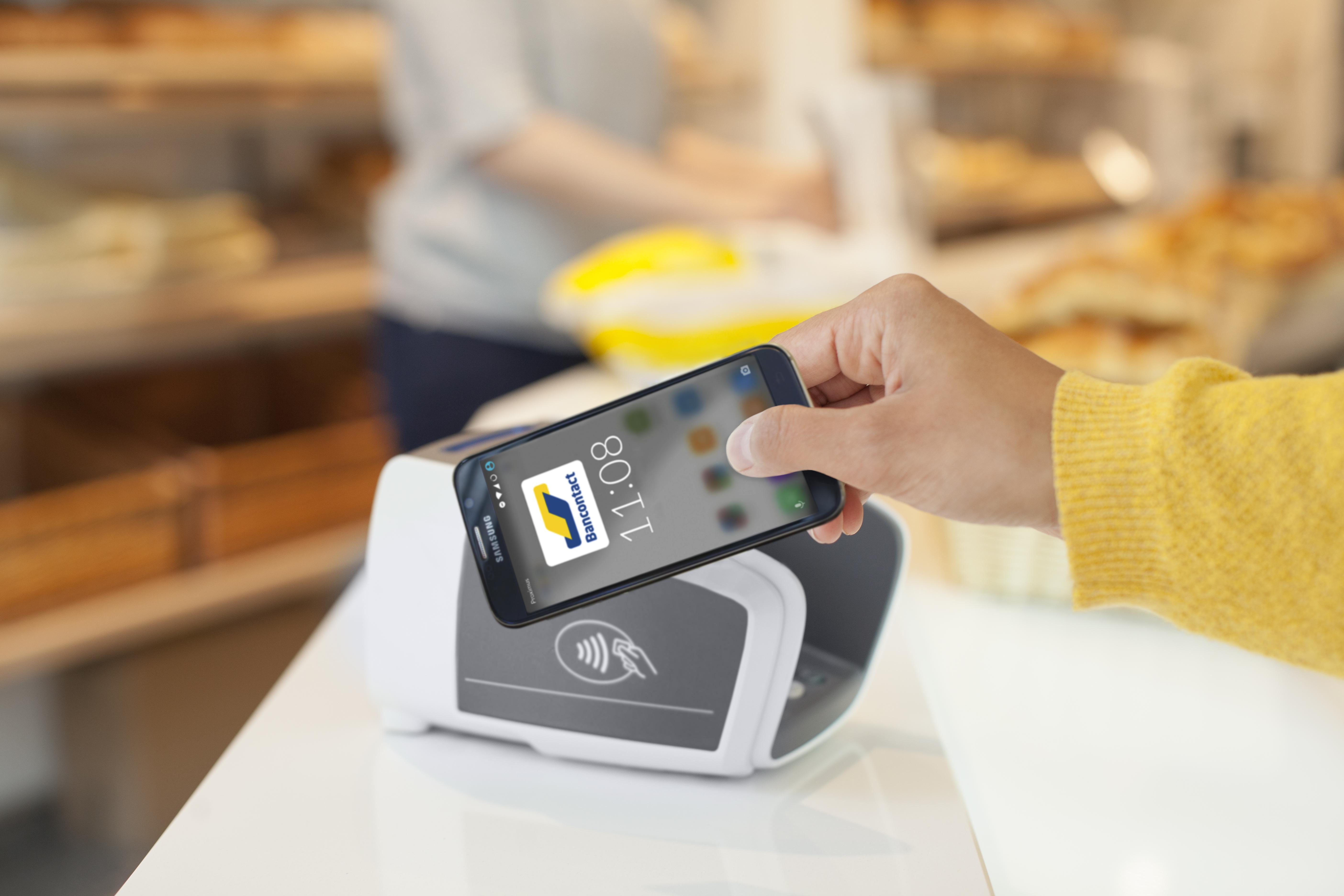Bancontact NFC