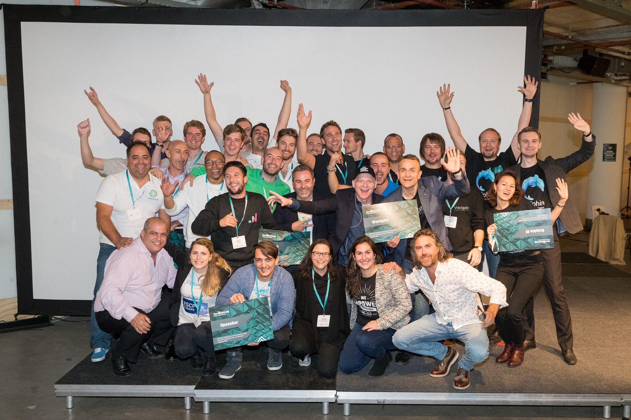Selection Days Startupbootcamp Amsterdam
