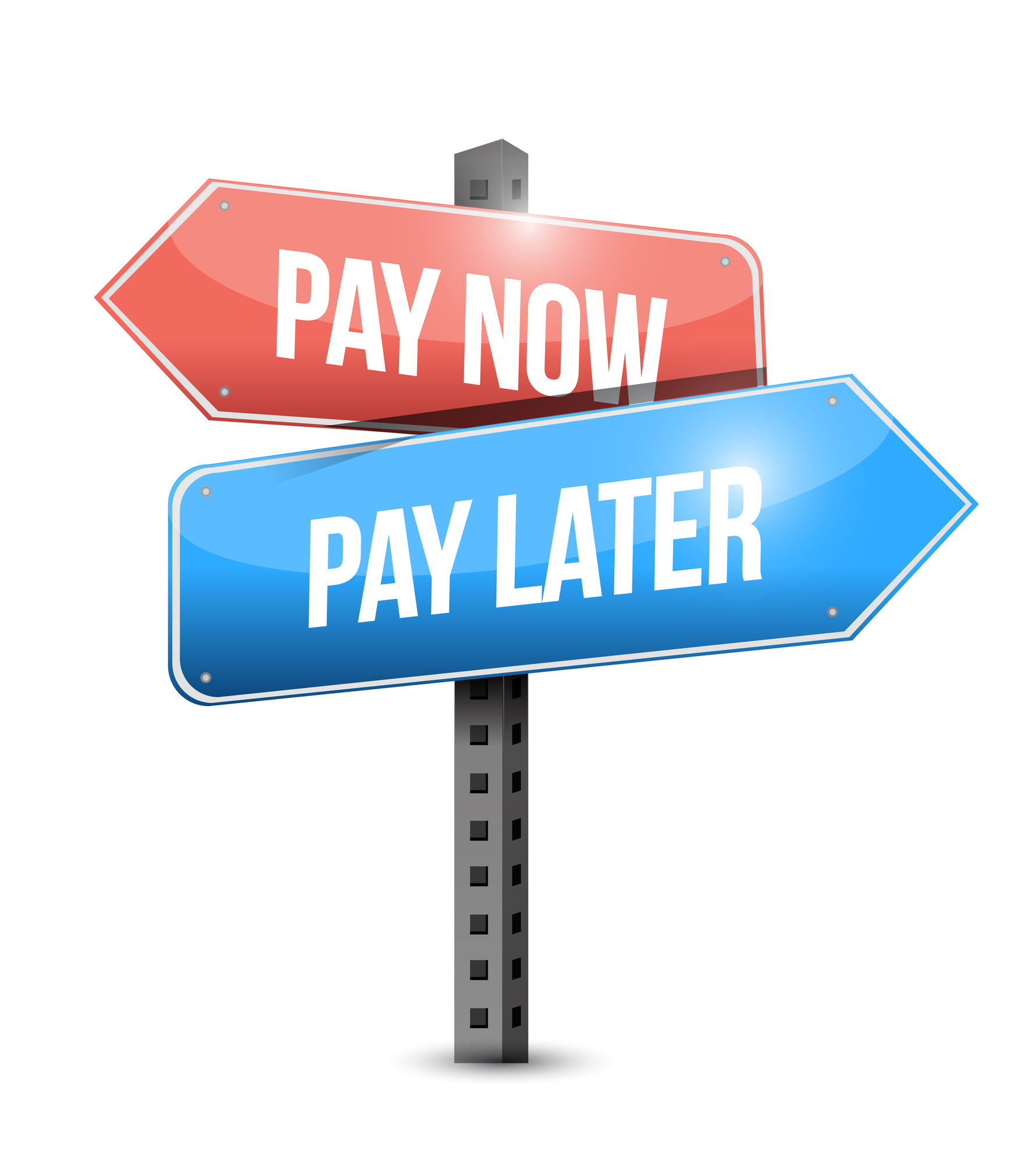 Achteraf betalen