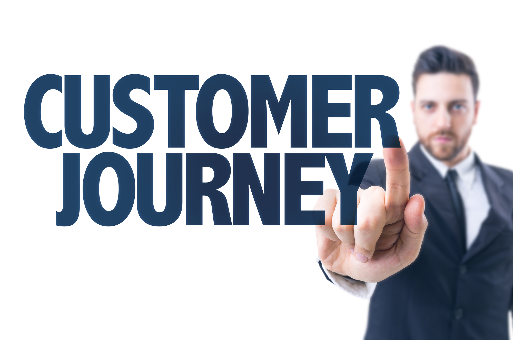 customer journey betaling