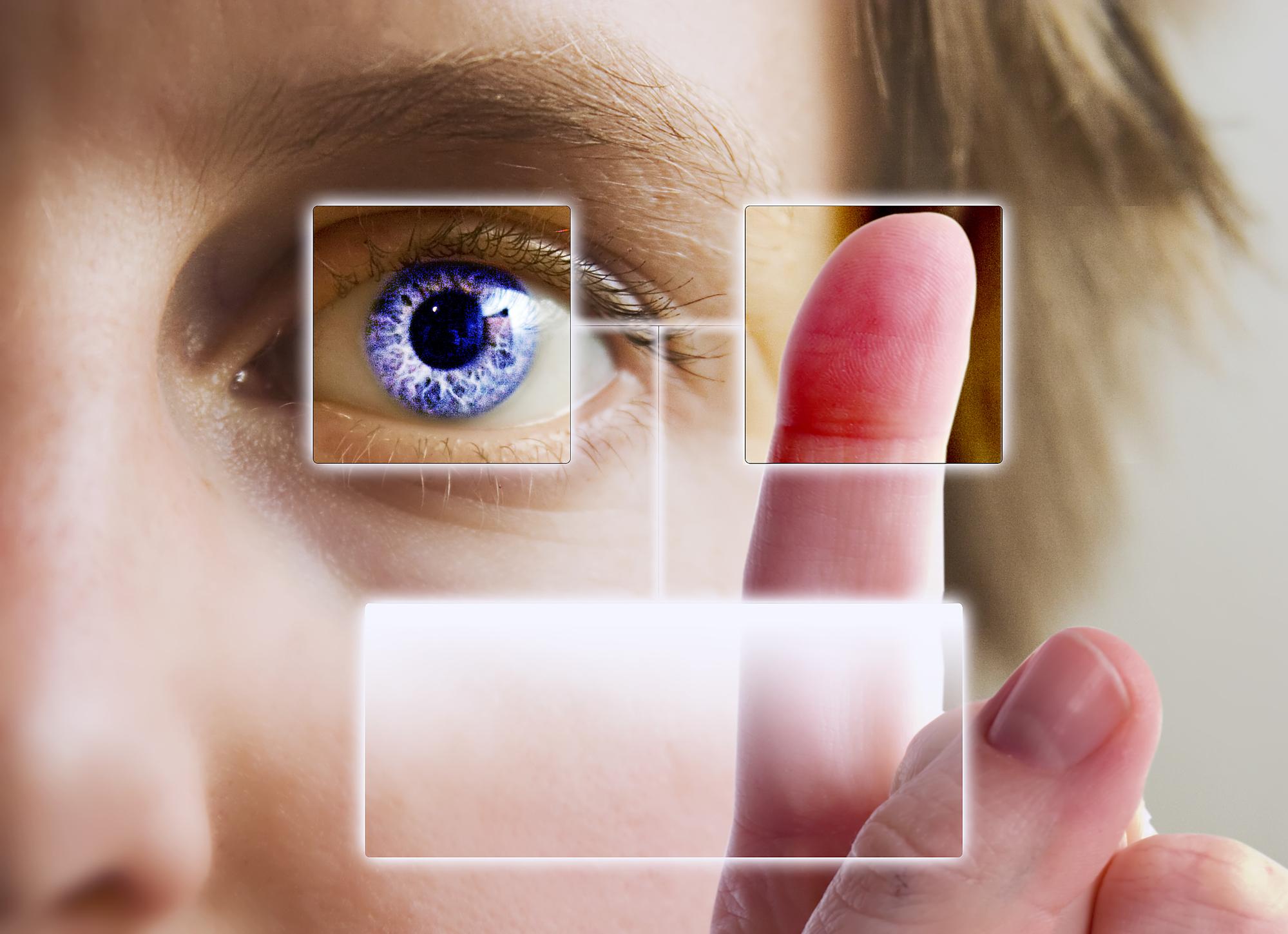 biometrisch betalen