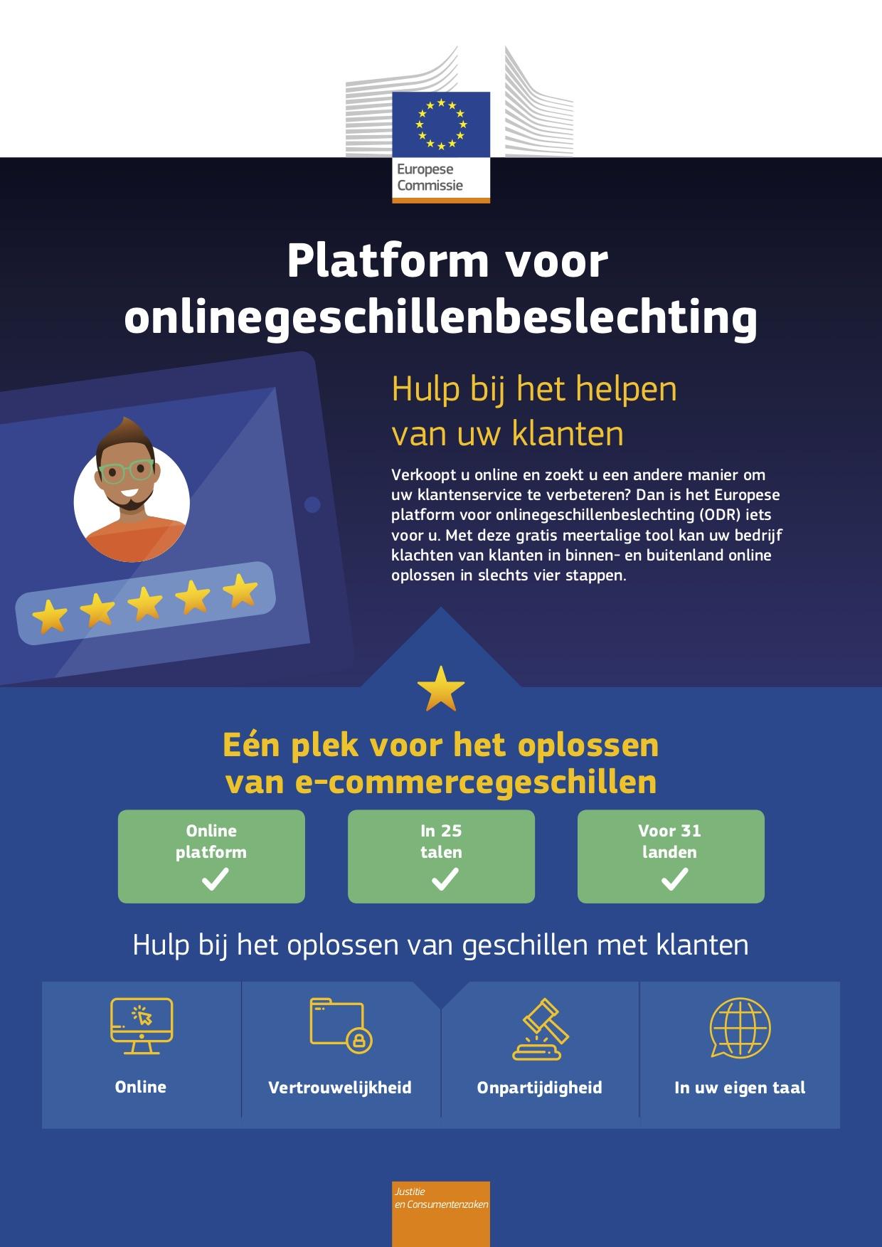 ODR-platform Infographic