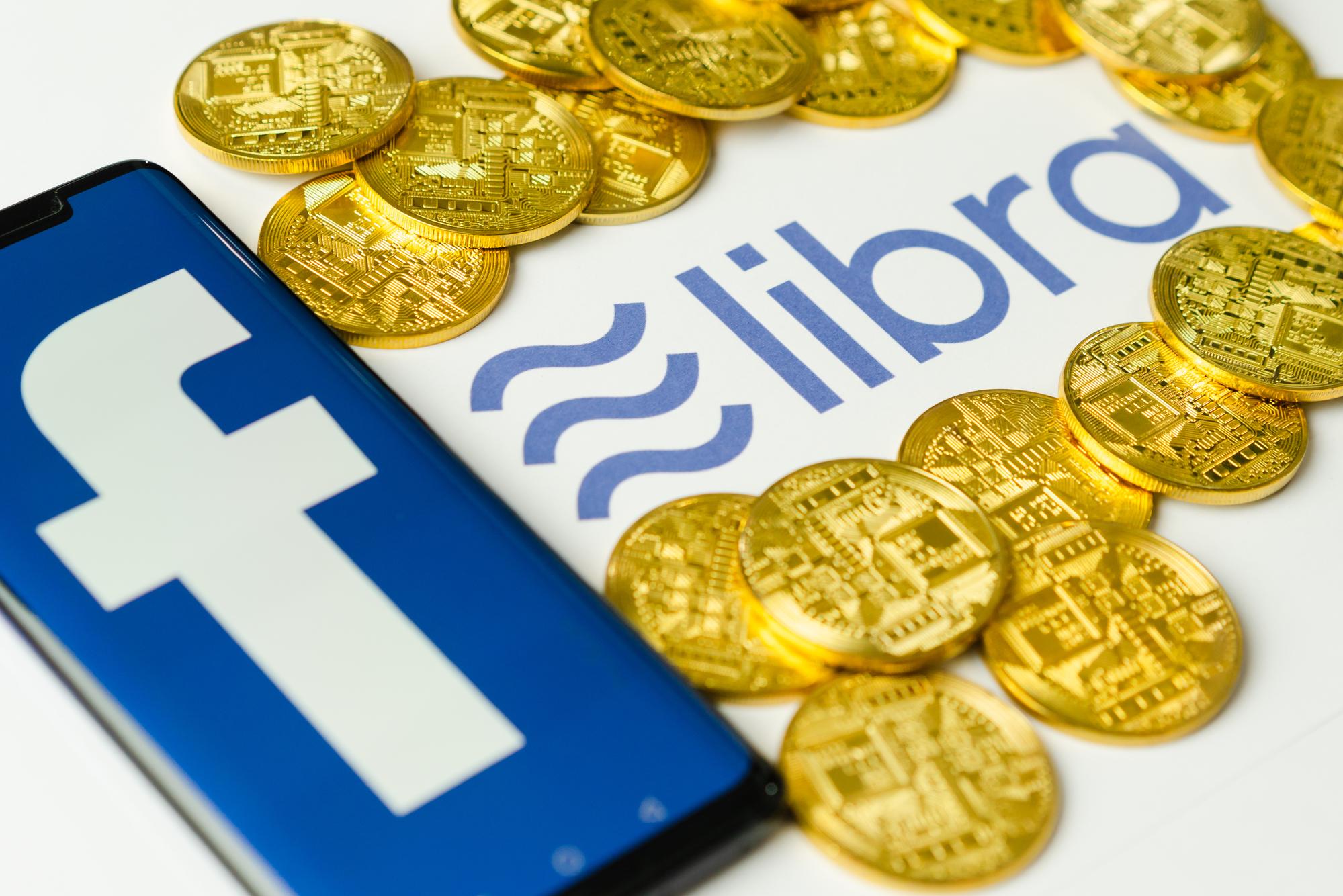 Libra crypto Facebook