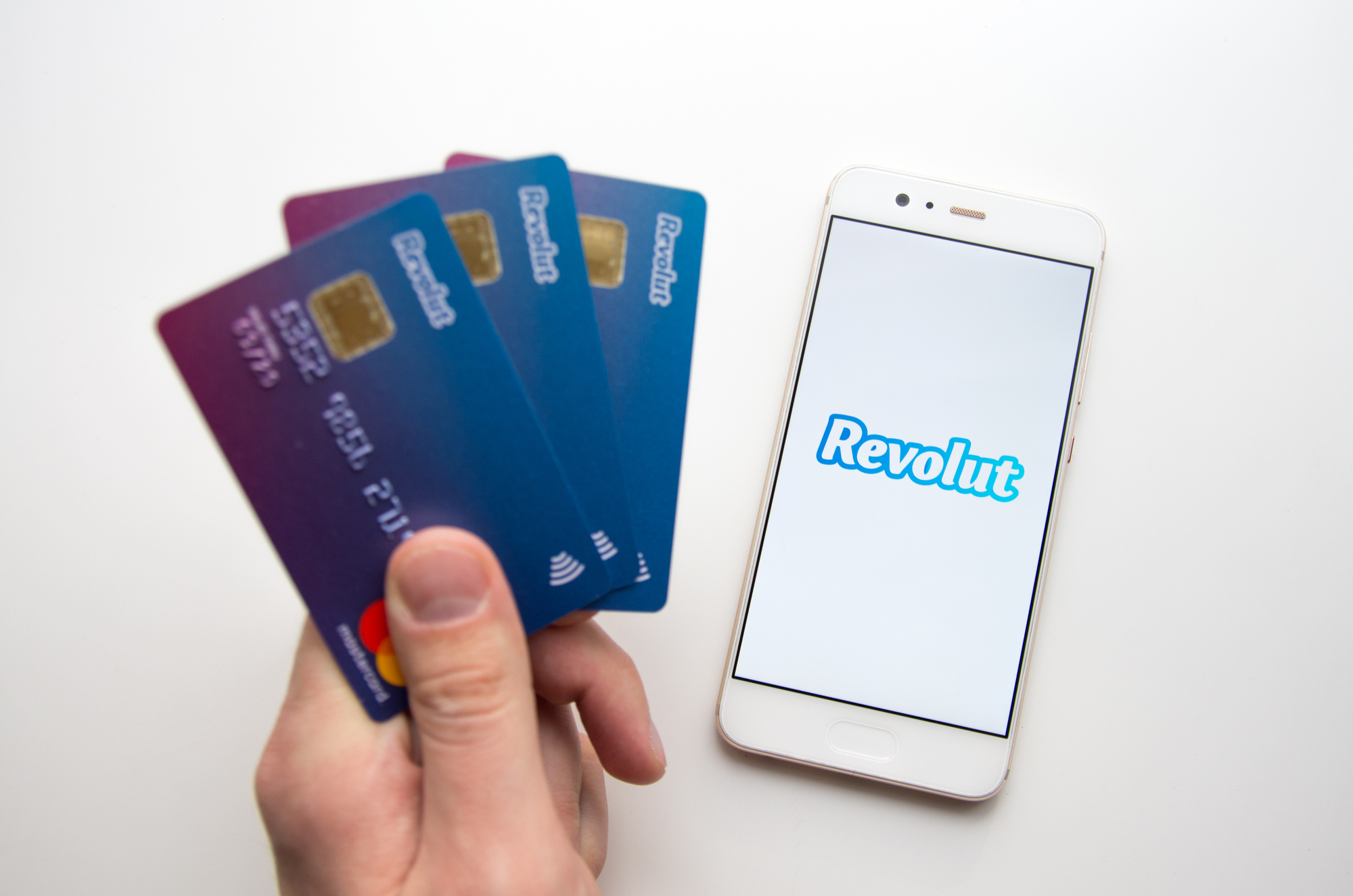 Direct Debit Revolut