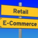 e-commerce vs retail