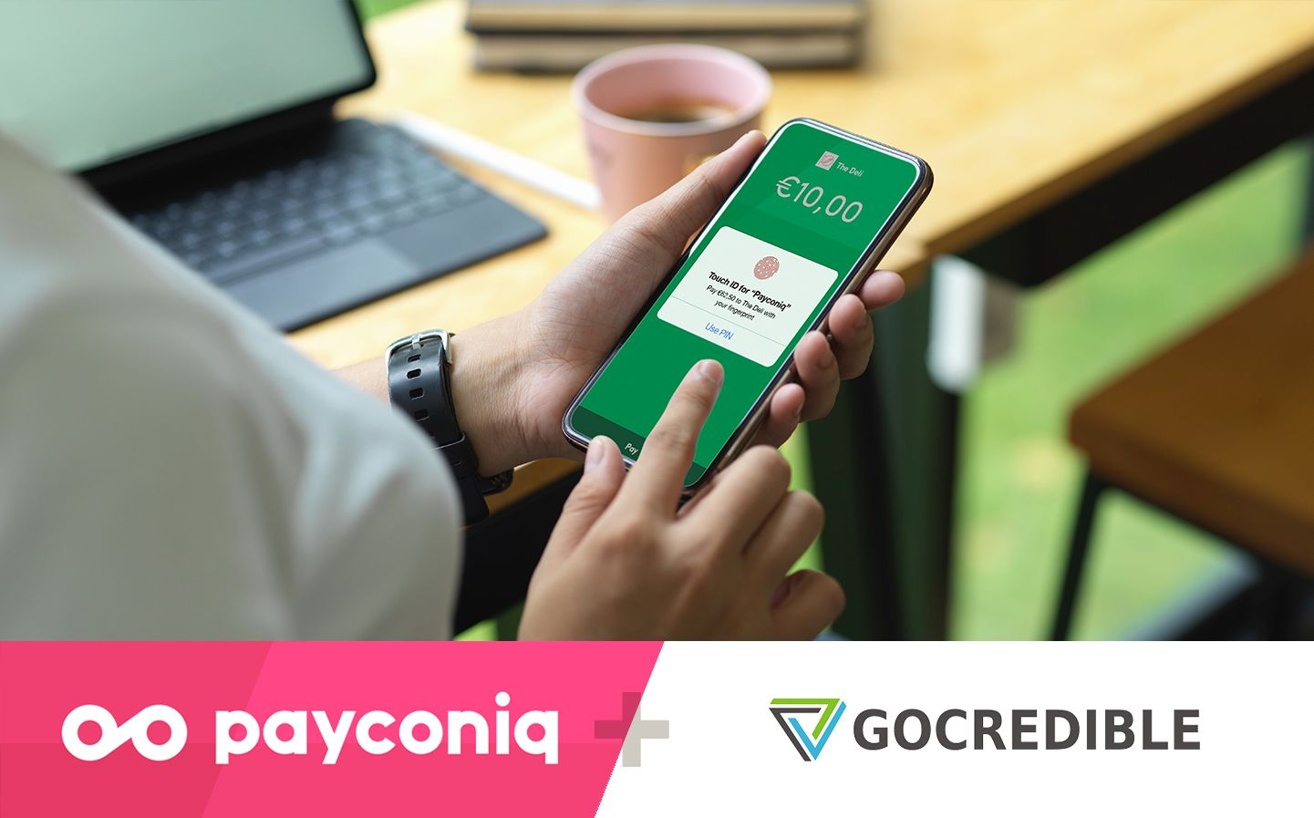 GoCredible Payconiq