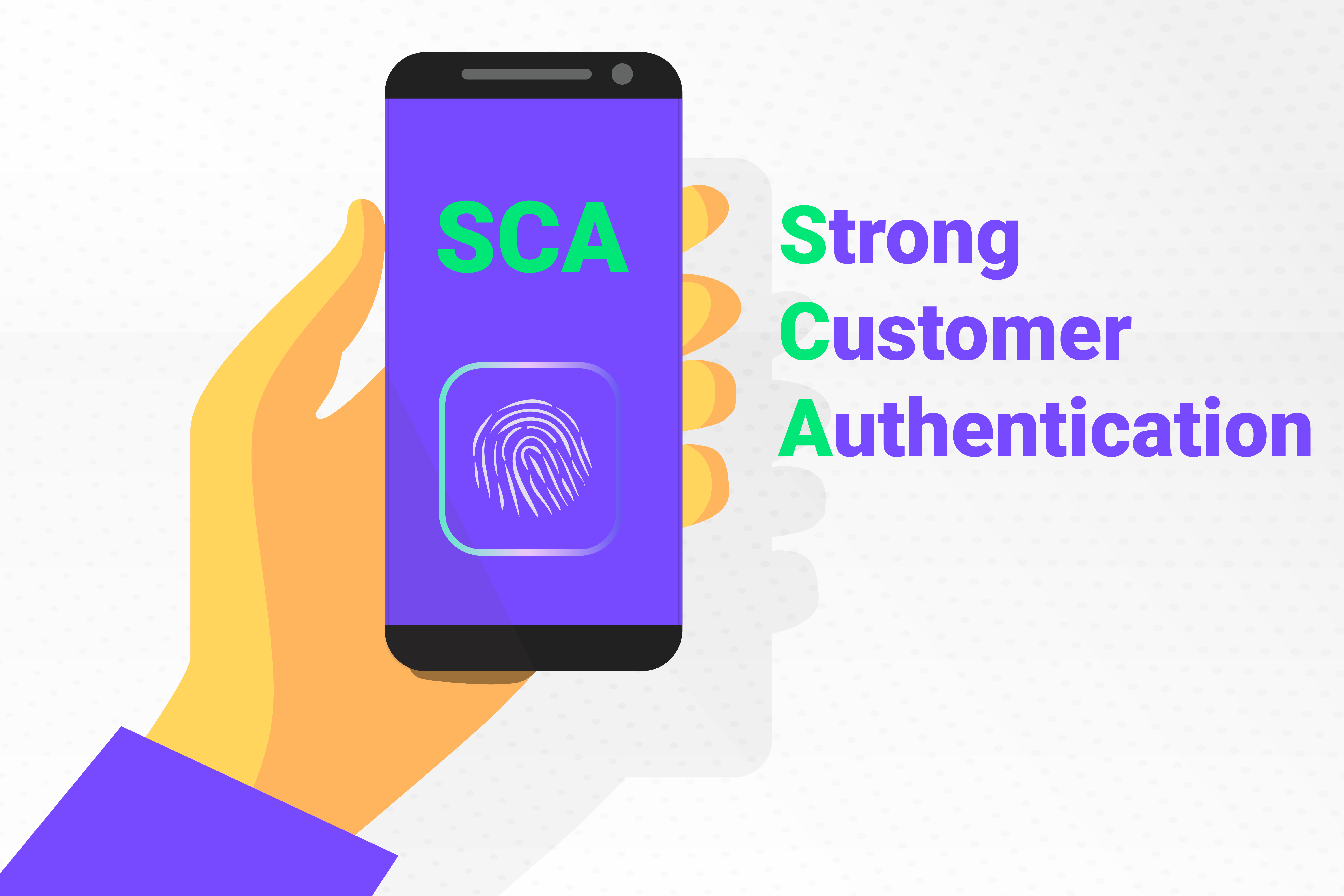 SCA (Strong Customer Authentication)